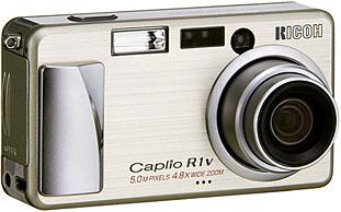 Ricoh Caplio R1V [Foto: Ricoh]