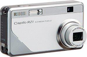 Ricoh Caplio RZ1 [Foto: Ricoh]