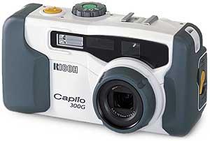 Ricoh Caplio 300G [Foto: Ricoh]