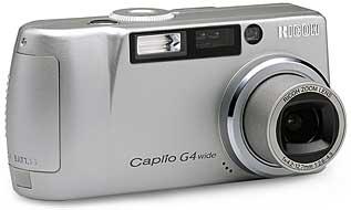 Ricoh Caplio G4 wide [Foto: Ricoh]