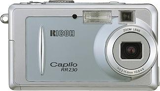 Ricoh Caplio RR230 [Foto: Ricoh]