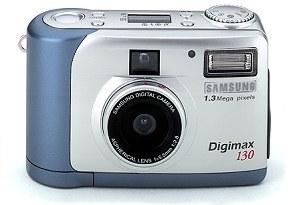 Samsung Digimax 130 [Foto: Samsung]