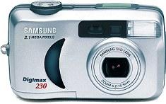 Samsung Digimax 230 [Foto: Samsung]