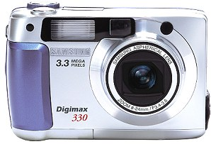 Samsung Digimax 330 [Foto: Samsung]