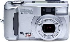 Samsung Digimax 340 [Foto: Samsung]