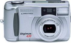 Samsung Digimax 410 [Foto: Samsung]