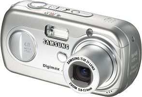 Samsung Digimax A4 [Foto: Samsung]