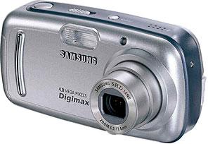 Samsung Digimax A400 [Foto: Samsung Camera Deutschland]