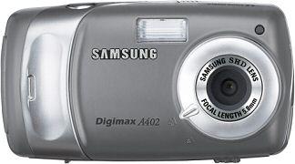 Samsung Digimax A402 [Foto: Samsung]