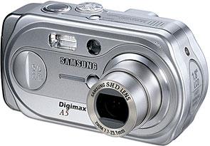 Samsung Digimax A5 [Foto: Samsung Camera Deutschland]