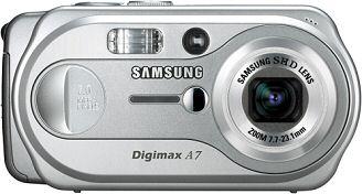 Samsung Digimax A7 [Foto: Samsung]