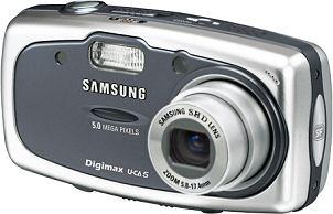 Samsung Digimax U-CA5 [Foto: Samsung]