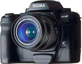 Sigma SD10 [Foto: Sigma]