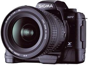 Sigma SD9 [Foto: Sigma]