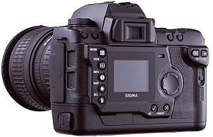 Sigma SD9 Rückseite [Foto: Sigma]