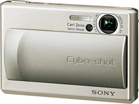 Sony Cyber-shot DSC-T1 [Foto: Sony]