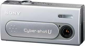Sony Cyber-shot DSC-U40 [Foto: Sony]