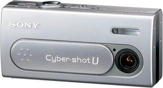 Sony Cyber-shot DSC-U40 [Foto: Sony]