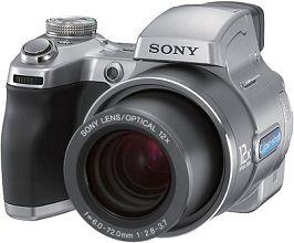 Sony DSC-H1 [Foto: Sony]
