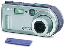 Sony DSC-P1 [Foto: Sony]