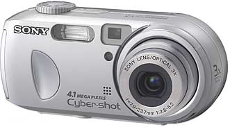 Sony DSC-P73 [Foto: Sony]