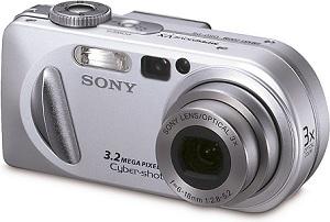 Sony DSC-P8 [Foto: Sony]