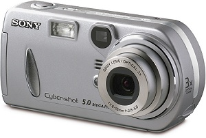Sony DSC-P92 [Foto: Sony]