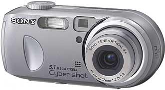 Sony DSC-P93 [Foto: Sony]