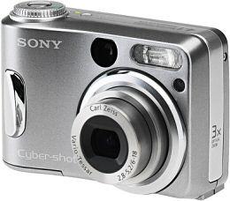 Sony DSC-S80 [Foto: Sony]