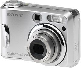 Sony DSC-S90 [Foto: Sony]