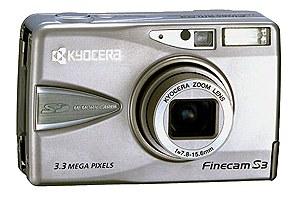 Yashica Kyocera Finecam S3 [Foto: Yashica Kyocera]