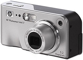 Hewlett-Packard Photosmart M417 [Foto: Hewlett-Packard]