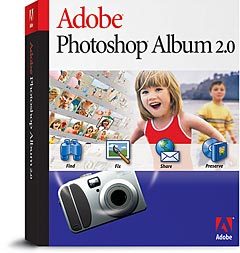 Adobe Photoshop Album 2.0 Boxshot [Foto: Adobe]