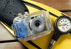 Unterwassergehäuse CanonWP-DC100 [Foto: Canon]