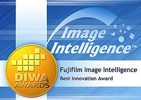 DIWA Innovation Award für Fujifilm Image Intelligence [Foto: DIWA]