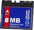 Delkin Devices Flash Memors Miniature Card [Foto: Delkin Devices]