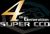 Fujifilm Logo SuperCCD vierte Generation [Foto: Fujifilm]
