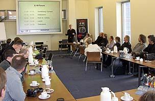 Olympus E-10-Anwender-Treffen [Foto: Horst Gottfried]