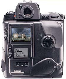 Kodak DCS 769 Rückansicht [Foto: Kodak]