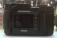 Epson Cosina - Rückansicht [Foto: MediaNord]