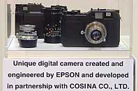 Epson Cosina auf der PMA 2004 [Foto: MediaNord]