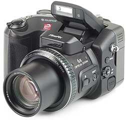 Fujifilm FinePix S602 Zoom [Foto: MediaNord]