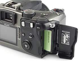 Fujifilm FinePix S602 Zoom Praxistest