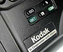 Kodak in Kooperation mit Nikon [Foto: MediaNord]