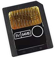 SmartMedia 64 MByte [Foto:SmartMedia]