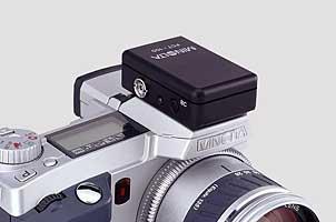Studioblitzadapter Minolta PCT-100 [Foto: Minolta]