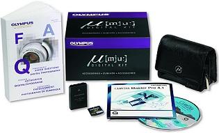 Olympus Mju-Digital-Kit [Foto: Olympus]