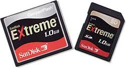 SanDisk Ultra-II-Extreme-Karten [Foto: SanDisk]