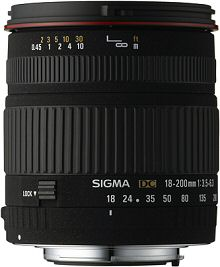 Sigma 18-200 mm  [Foto: Sigma]