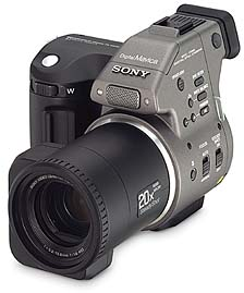 Sony MVC-FD95 [Foto: Sony]